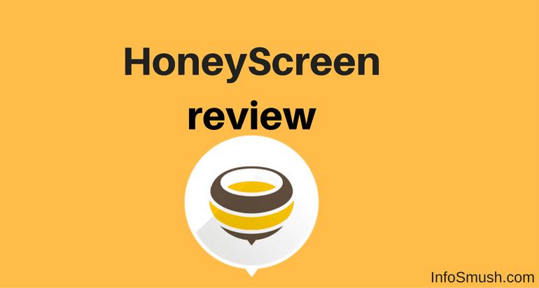 honeyscreen review