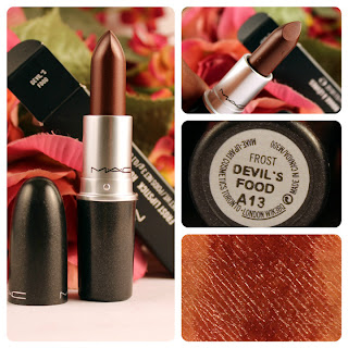 Mac Devil's Food Lipstick
