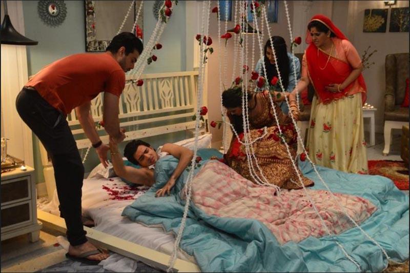 A still from show Rishta Likhenge Hum Naya