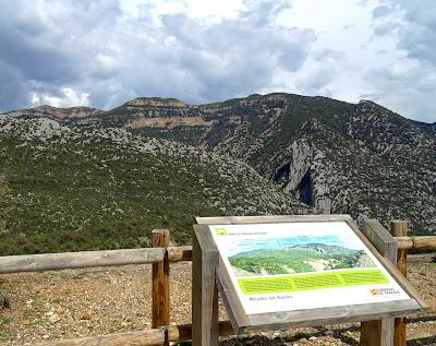Mirador del Balces Sierra de Guara