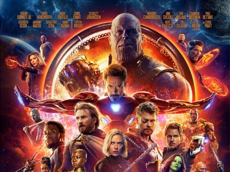 Marvel Studios' AVENGERS: INFINITY WAR Trailer and Poster Now Available!