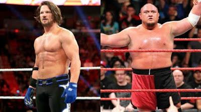 WWE SUmmerslam 2018 AJ Styles Championship WWE ROH
