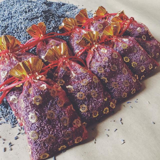 Túi thơm Lavender giá rẻ