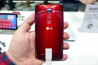 LG G Flex 2 chính hãng