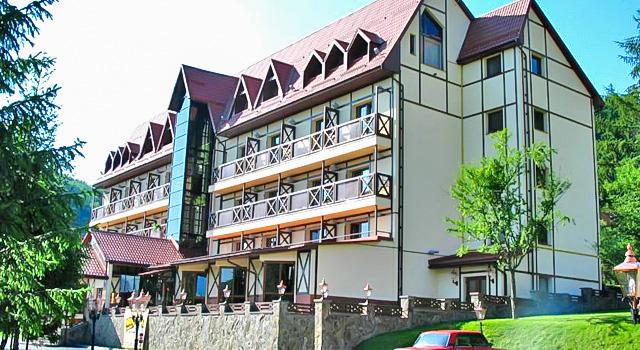 Яремче готель Едельвейс