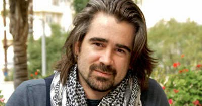 Chatter Busy: Colin Farrell Height