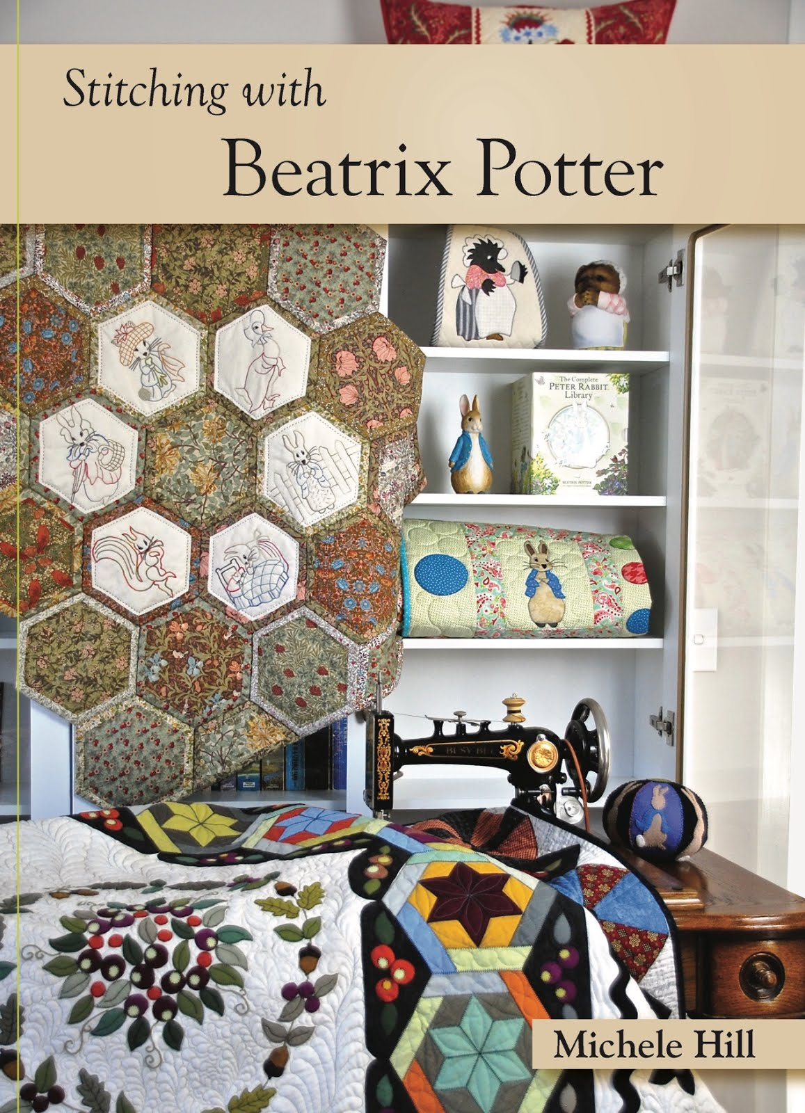 """Stitching with Beatrix Potter"""