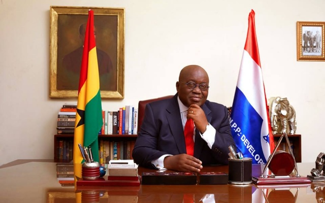 Akufo-Addo storms Denkyira-Boase on August 11
