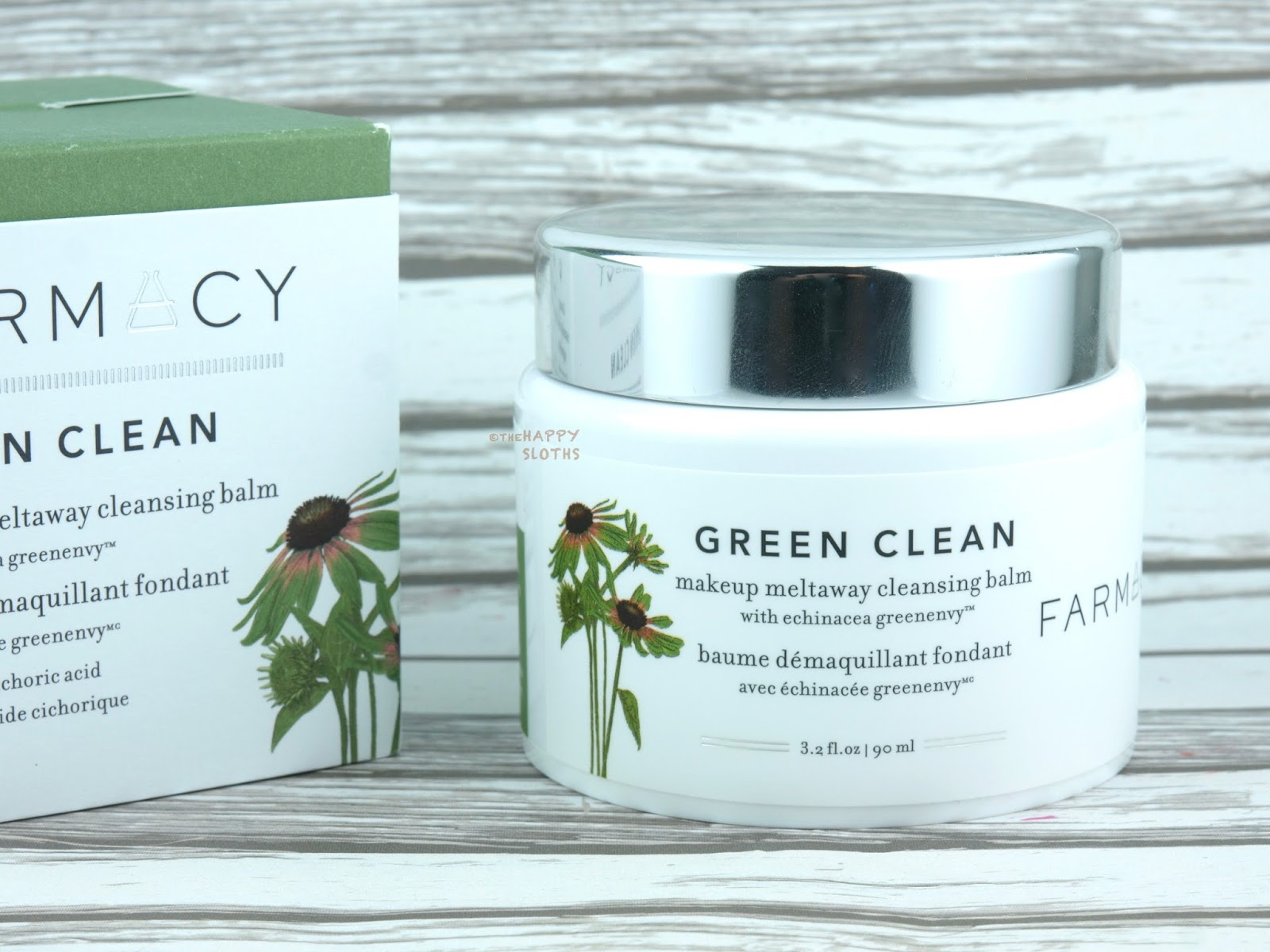 Green Clean Makeup Meltaway Cleansing Balm with Echinacea by farmacy #16