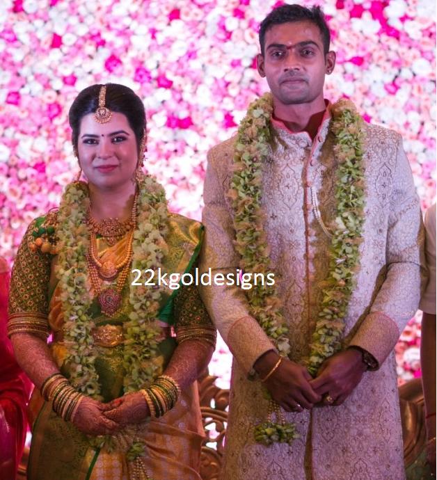 Radhika Sarathkumar daughter Rayane Engagement Jewellery