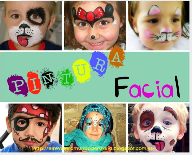 pintura.carnaval.niños