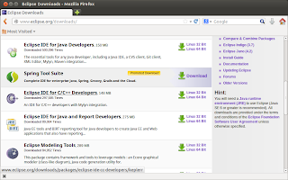 Linux Create GUI Application in C++ using Eclipse and GTK+