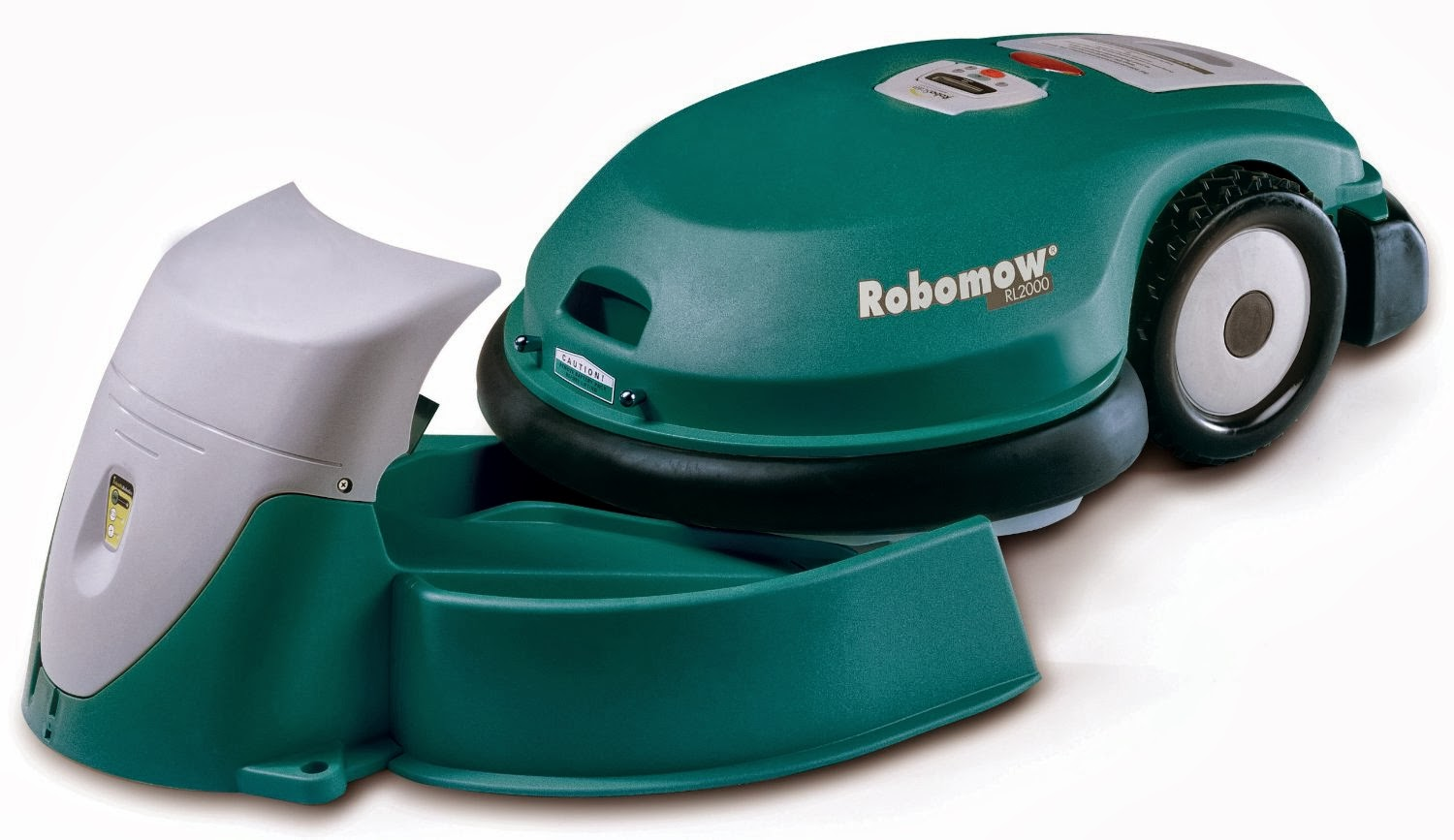 Reubens Lawn Care Robotic Lawn Mowers And The Robomow Rl 2000