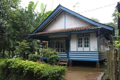 Rumah Adat Sunda , Rumah Adat Jawa Barat