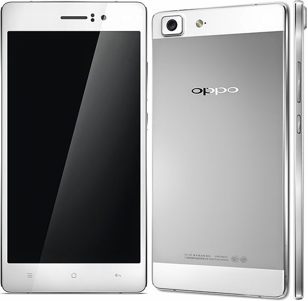 Oppo R5 Android Tertipis di Dunia