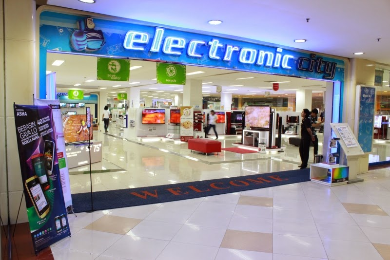 Tempat Elektronik Bandung