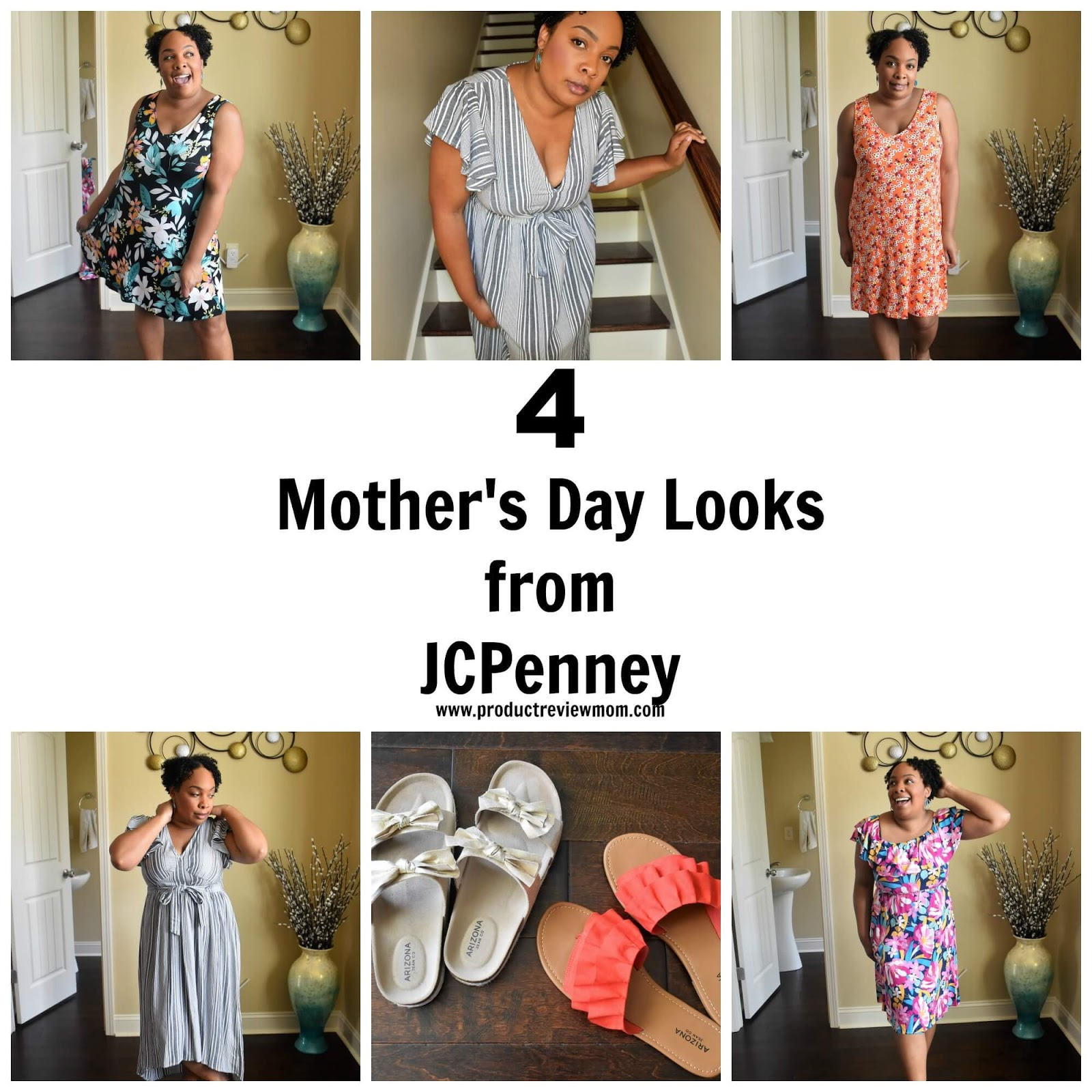 Four Mother's Day Looks from JCPenney: See What I Got for Under $150 Total