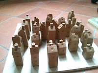 Volunteer time for ceramic work