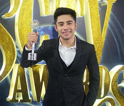 Riza Syah SCTV Awards