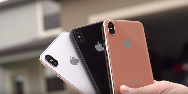 Iphone 8 em Los Angeles e na Califórnia
