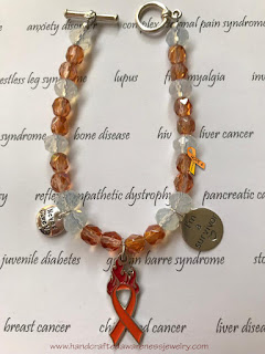copyrighted by Handcrafted Awareness Jewelry, TLCS Creations