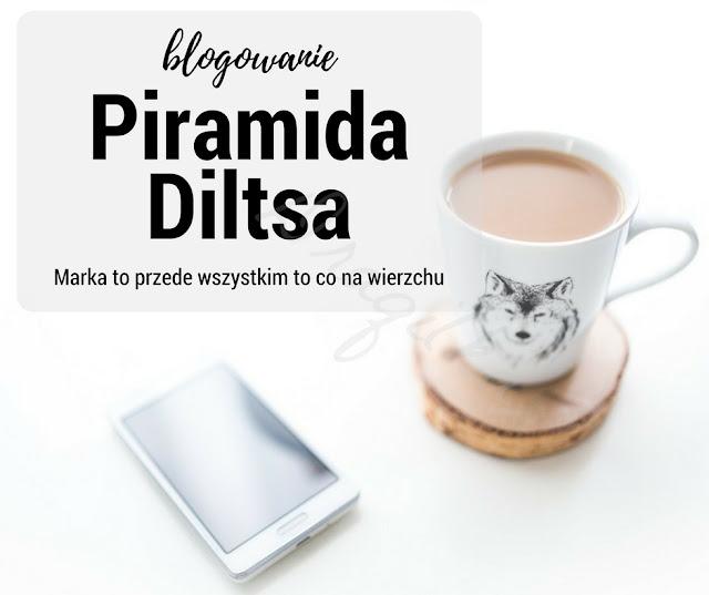 Piramida Diltsa.. czyli rzecz w tym, że marka to przede wszystkim powierzchowność.