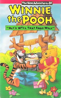 Ursinho Pooh E Seus Amigos