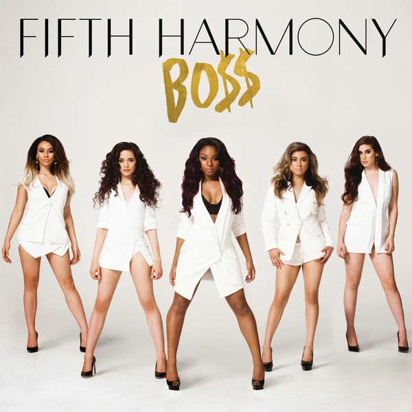Fifth Harmony - BO$$ - Single Cover