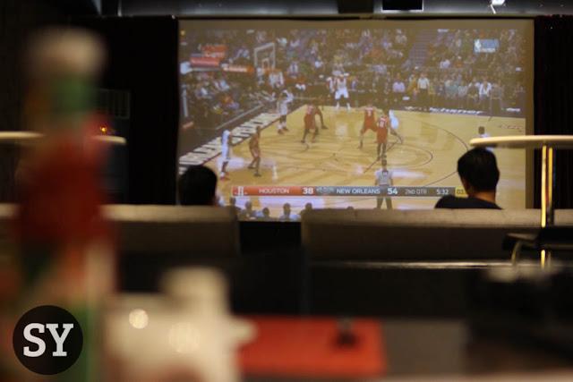 Tempus Sports Lounge - NBA Games
