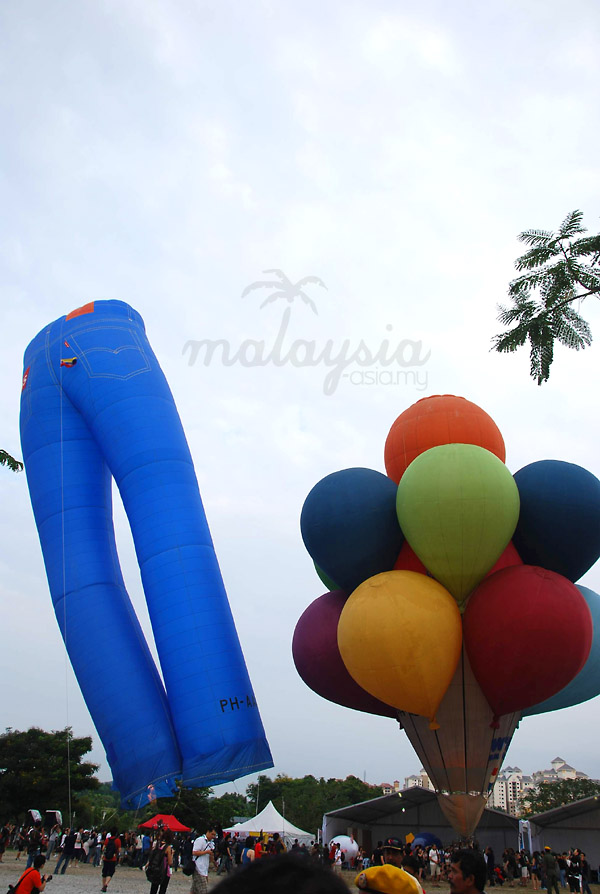 Putrajaya Hot Air Balloon Fiesta