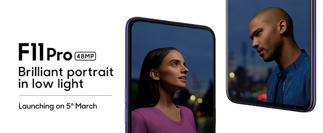 OPPO F11 PRO PRICE AND SPECIFICATIONS ARE OUT.