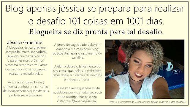 101 coisas em 1001 dias blog apenas jessica
