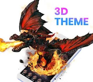 تحميل CM Launcher 3D للاندرويد