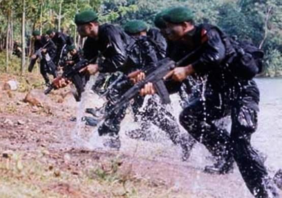 Peleten Intai Tempur TNI AD