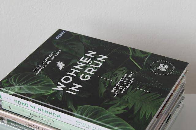 Wohnen in gruen Buch