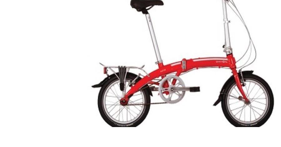 Sepeda Lipat Exotic 2026 Mk 16 Inci