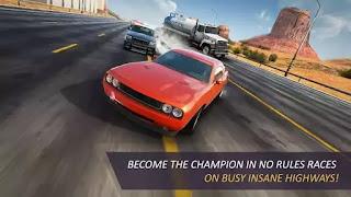 تحميل لعبة CarX Highway Racing full hack mod apk + obb مهكرة تهكير كامل اخر اصدار للاندرويد