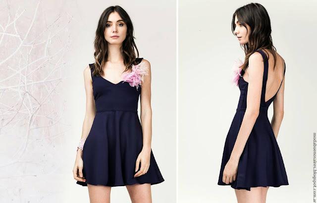 Moda vestidos de fiesta 2016 | Vestidos de fiesta invierno Agogo.