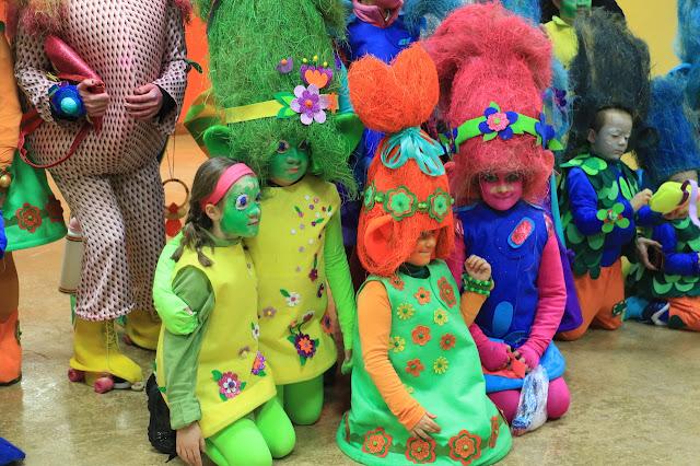 carnaval de Cruces 2018