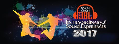 JBL Fun Run 2017 | Extraordinary Sound Experiences