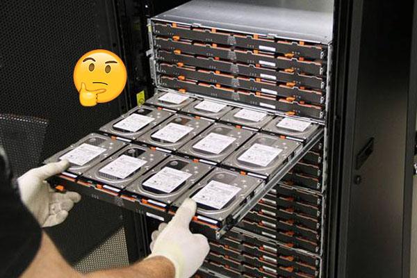 هل تعلم ماهى أكبر وحدة تخزين بيانات