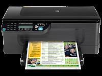 HP Officejet 4500 Sterowniki