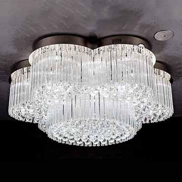 3 mẫu đèn trang trí trần nhà đang làm dậy sóng thị trường nội thất
