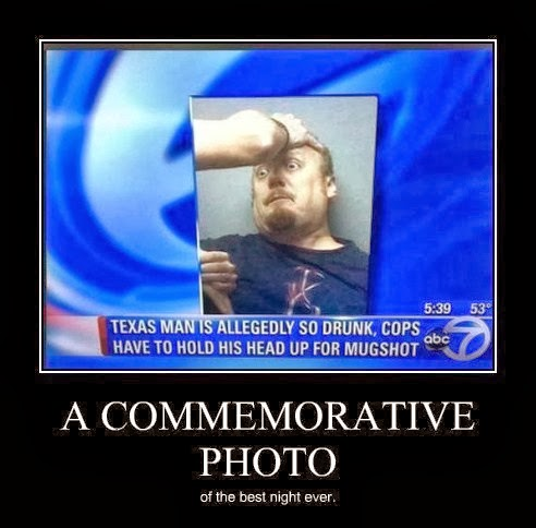 police have to hold mans head up for cops mugshot funny fail