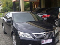 Rental mobil New Accord Jogja