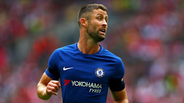 JUVENTUS MAKE CAHILL ENQUIRY