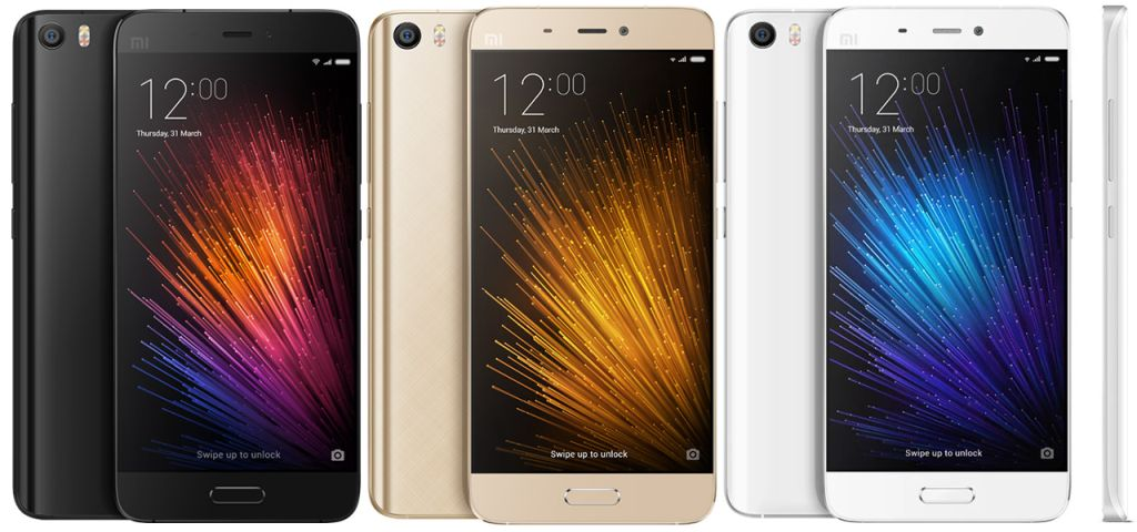 Xiaomi Mi 5 (2016) with Specifications and Prices