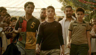 Dangal collects worth 100 Crores in China