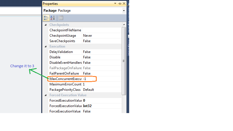 Parallel Execution in SSIS 2008 and later version