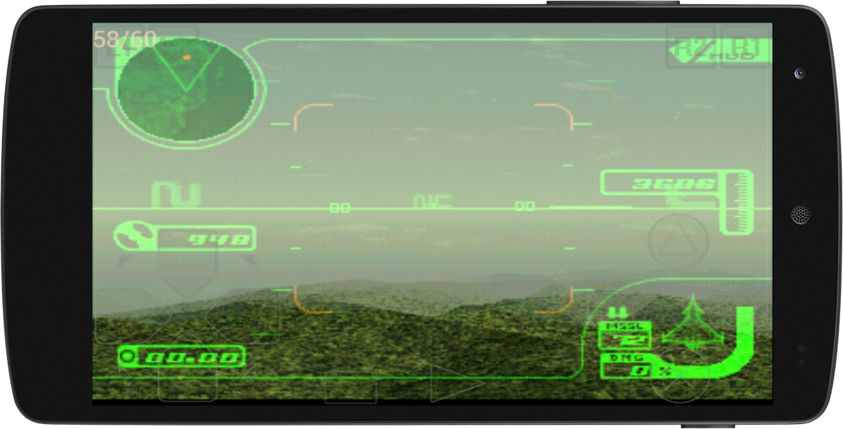 Ace Combat 3 | Android | Ps1